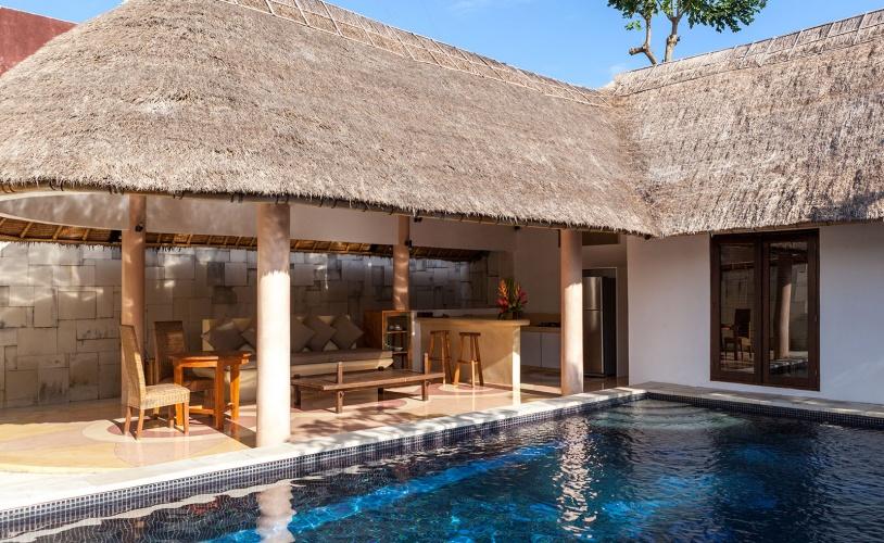bViila + seaside 1 bedroom villa