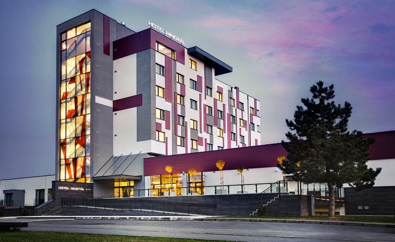 Hotel Minerál Dudince ****, Slovak Republic