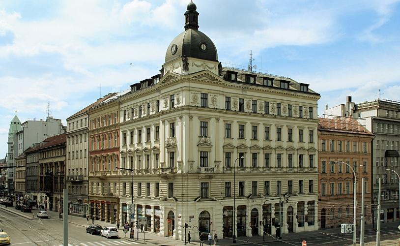 Euro Office Těšnov, Prague, Czech Republic