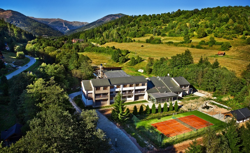 Wellness Hotel Bystrá, Tále, Low Tatras, Slovak Republic