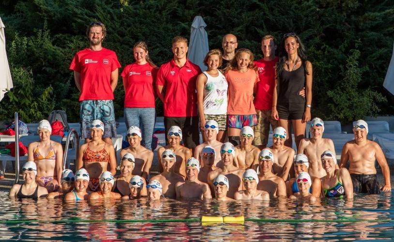 Sportcamp Dudince 2016