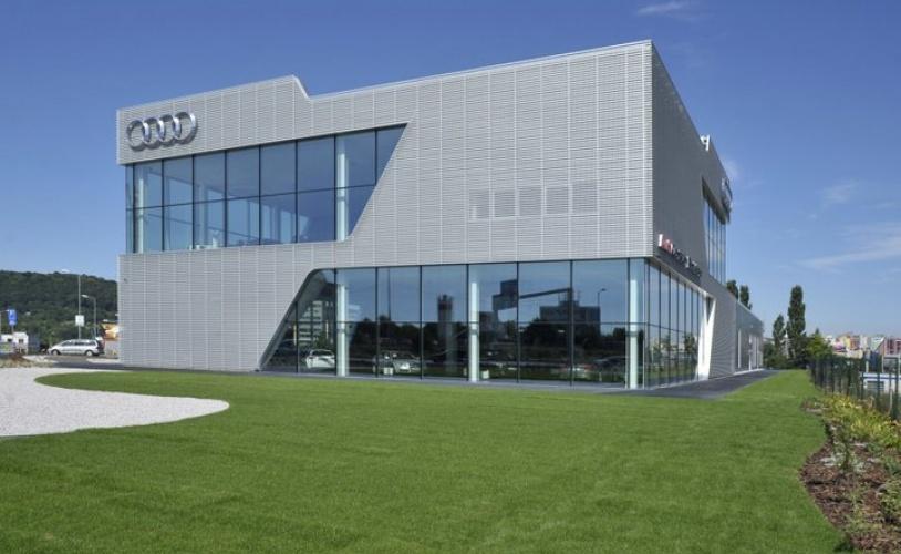 AUDI Centre Bratislava