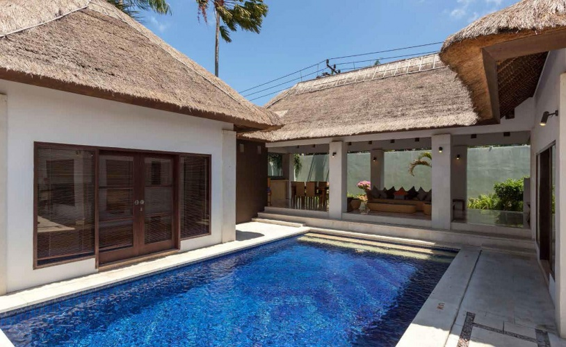 bvilla + pool Bali, Indonesia