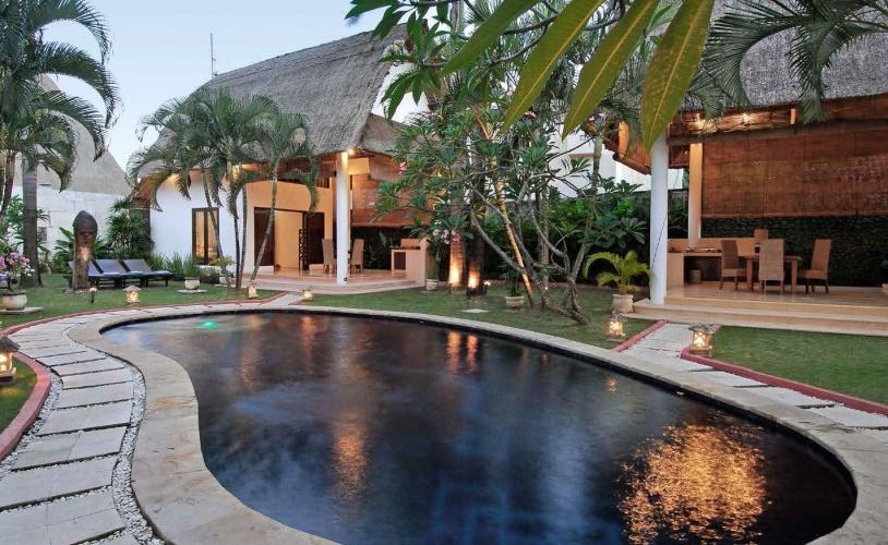bvilla + spa Bali, Indonesia