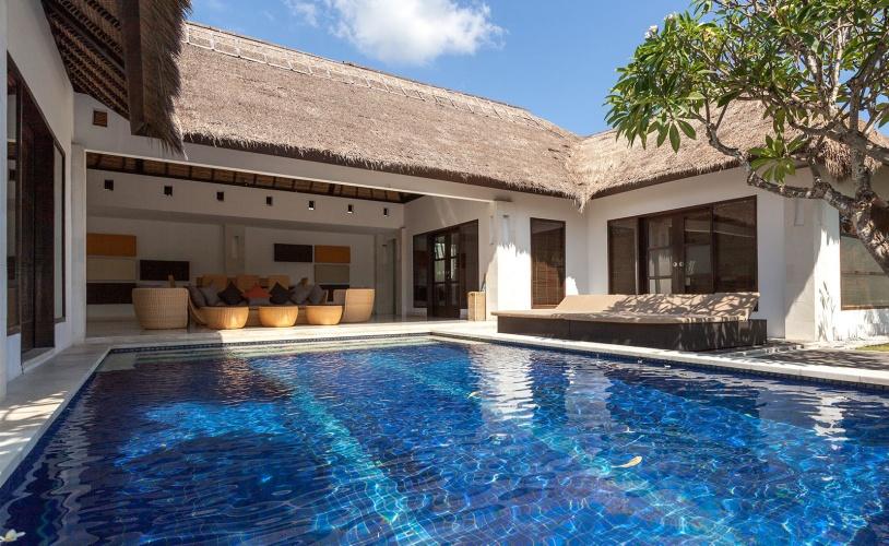 bViila + spa 3 bedroom villa