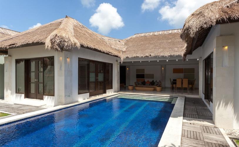 bViila + spa 2 bedroom villa