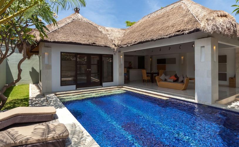 bViila + spa 1 bedroom villa
