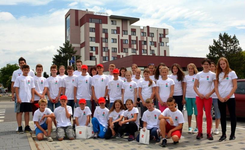 Sportcamp Dudince 2015 with Tomáš Klobučník