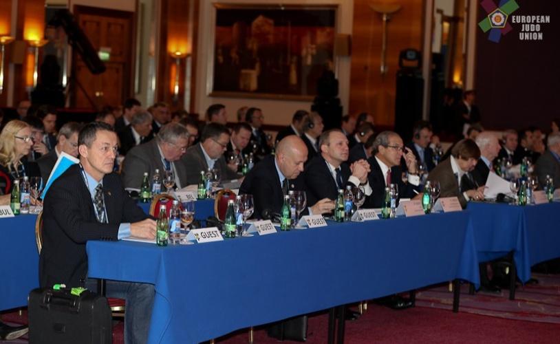 EJU CONGRESS ZAGREB 2013