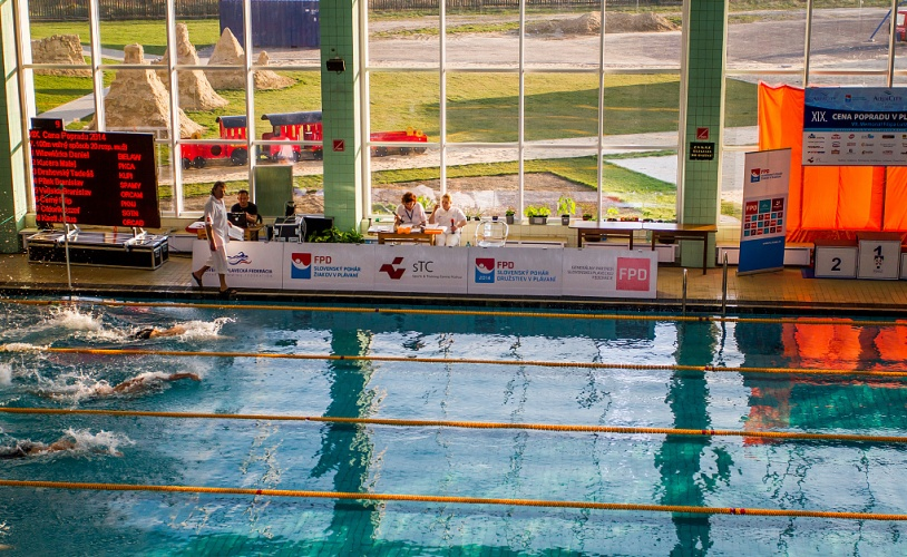 FPD Slovak Teams Swimming Cup 2014