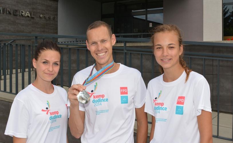Sportcamp Dudince 2014 with Matej Tóth